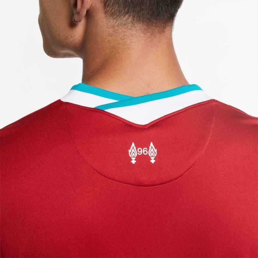 Nike NIKE Liverpool Home Jersey '20-'21