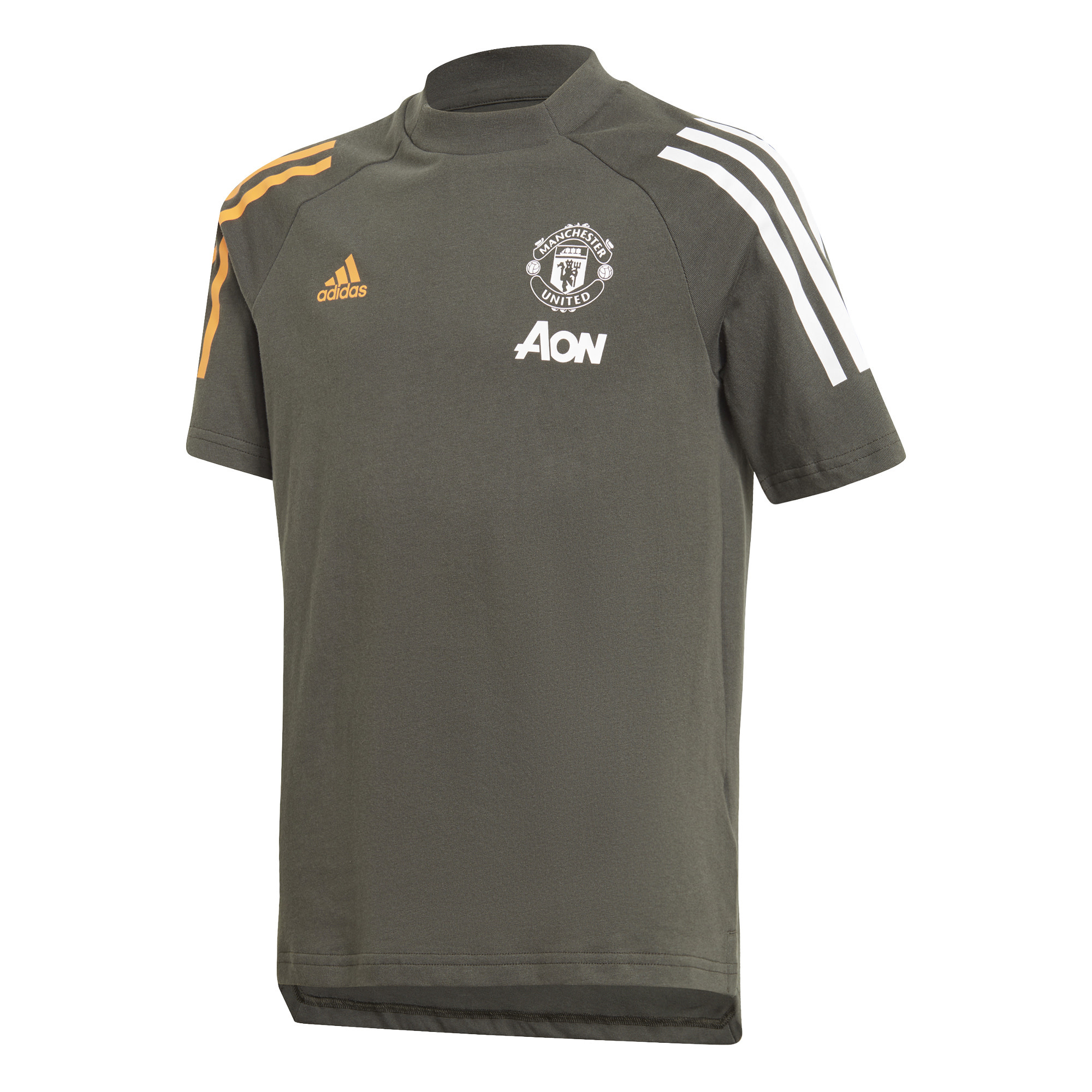 Adidas ADIDAS JR Manchester United Cotton Jersey '20-'21