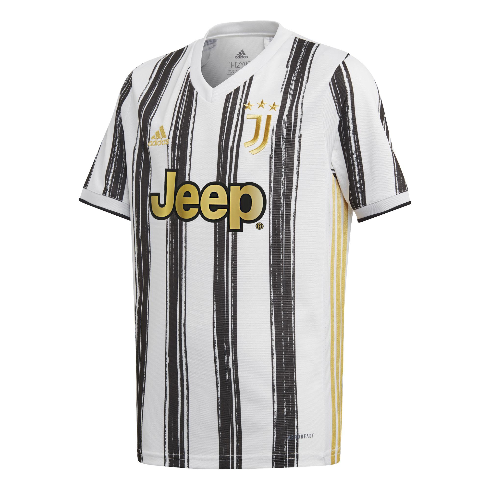 Adidas ADIDAS JR Juventus Home Jersey '20-'21
