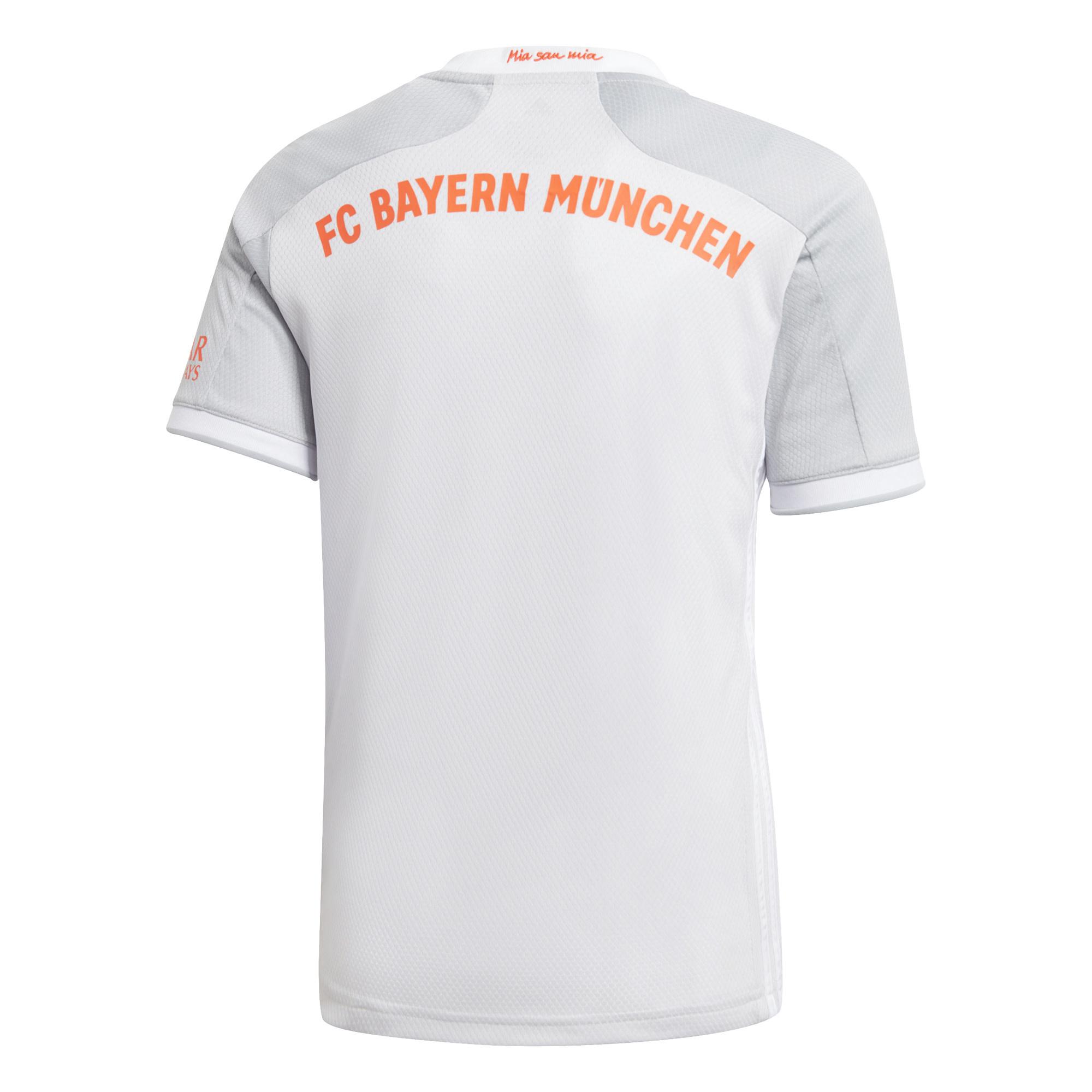 Adidas ADIDAS JR Bayern München Away Jersey '20-'21