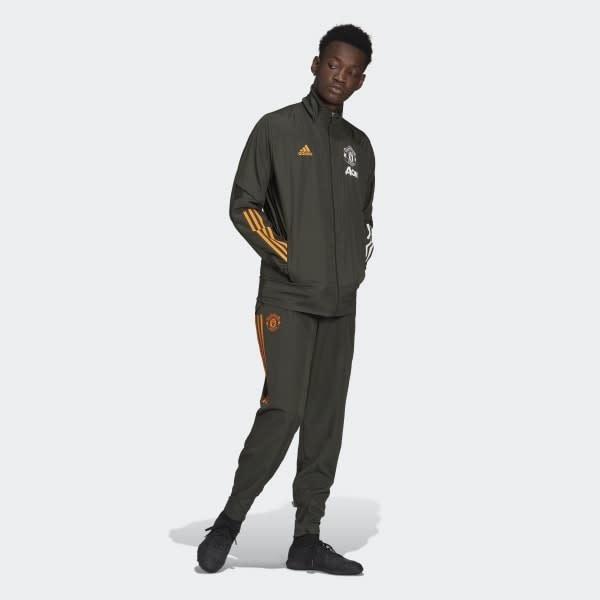 Adidas ADIDAS Manchester United PRES Suit '20-'21