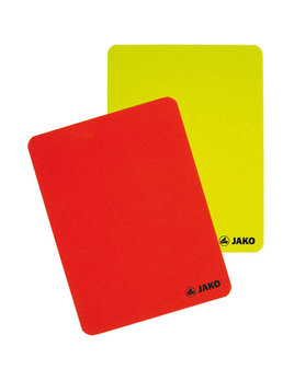 Jako Referee Card Set