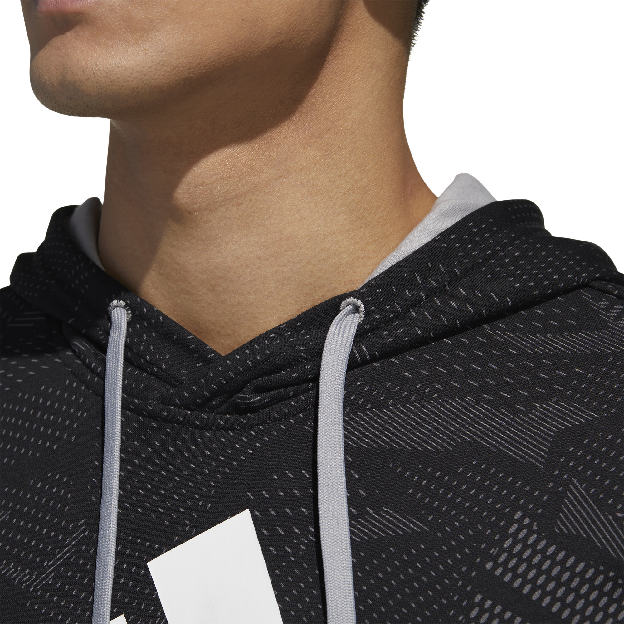 Adidas ADIDAS  Essentials All Over Print Hoody
