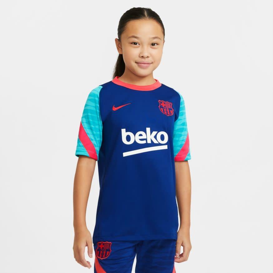 Nike JR Barcelona Training Shirt