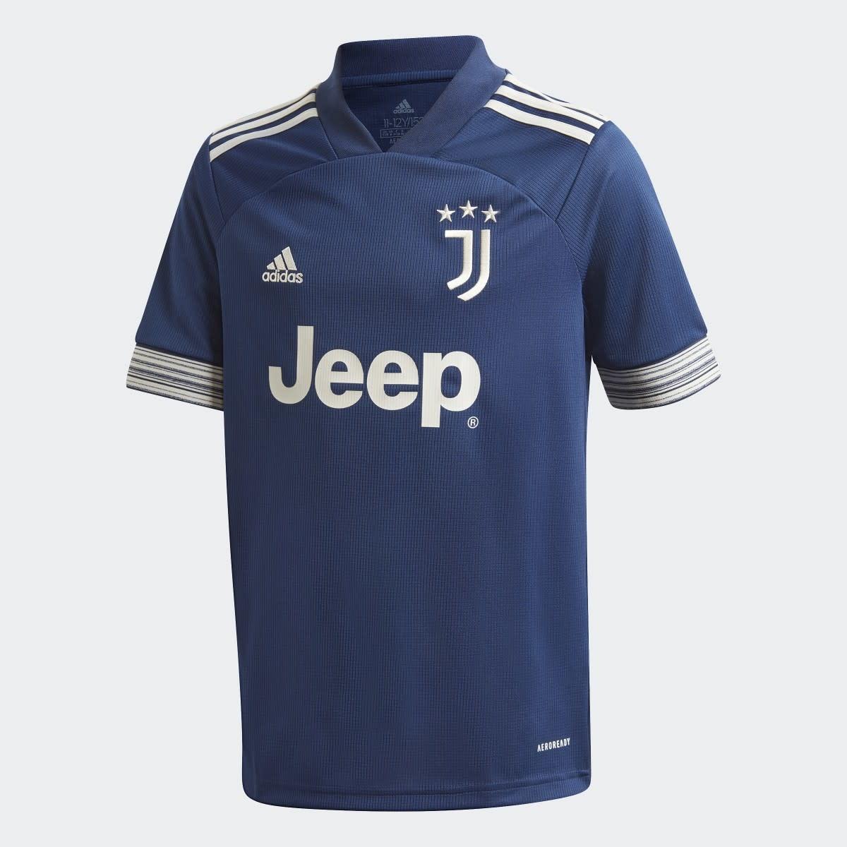 Adidas JR Juventus Away Jersey