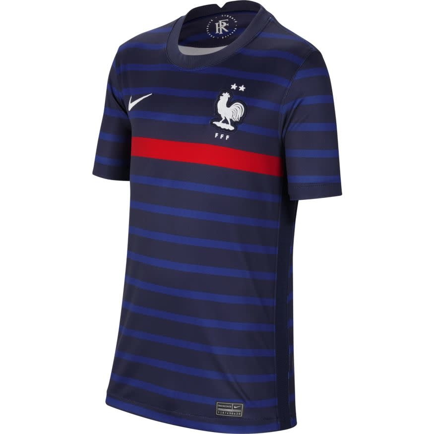 Nike JR Frankrijk Home Shirt