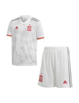 Adidas JR Spanje Away Set