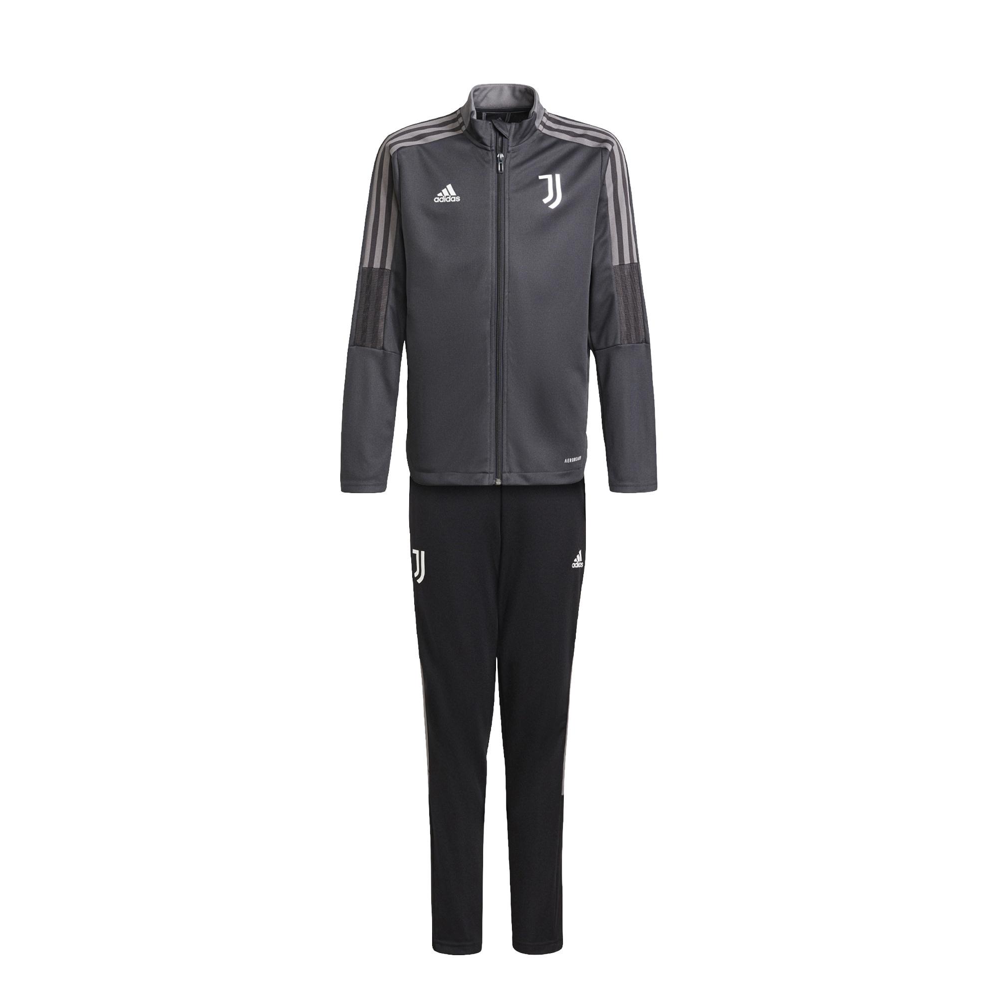 Adidas Jr Juventus Track Suit '21-'22