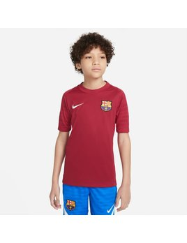 Nike JR FC Barcelona Training Shirt