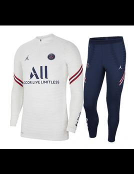 Nike PSG x Jordan Vaporknit Trainingspak