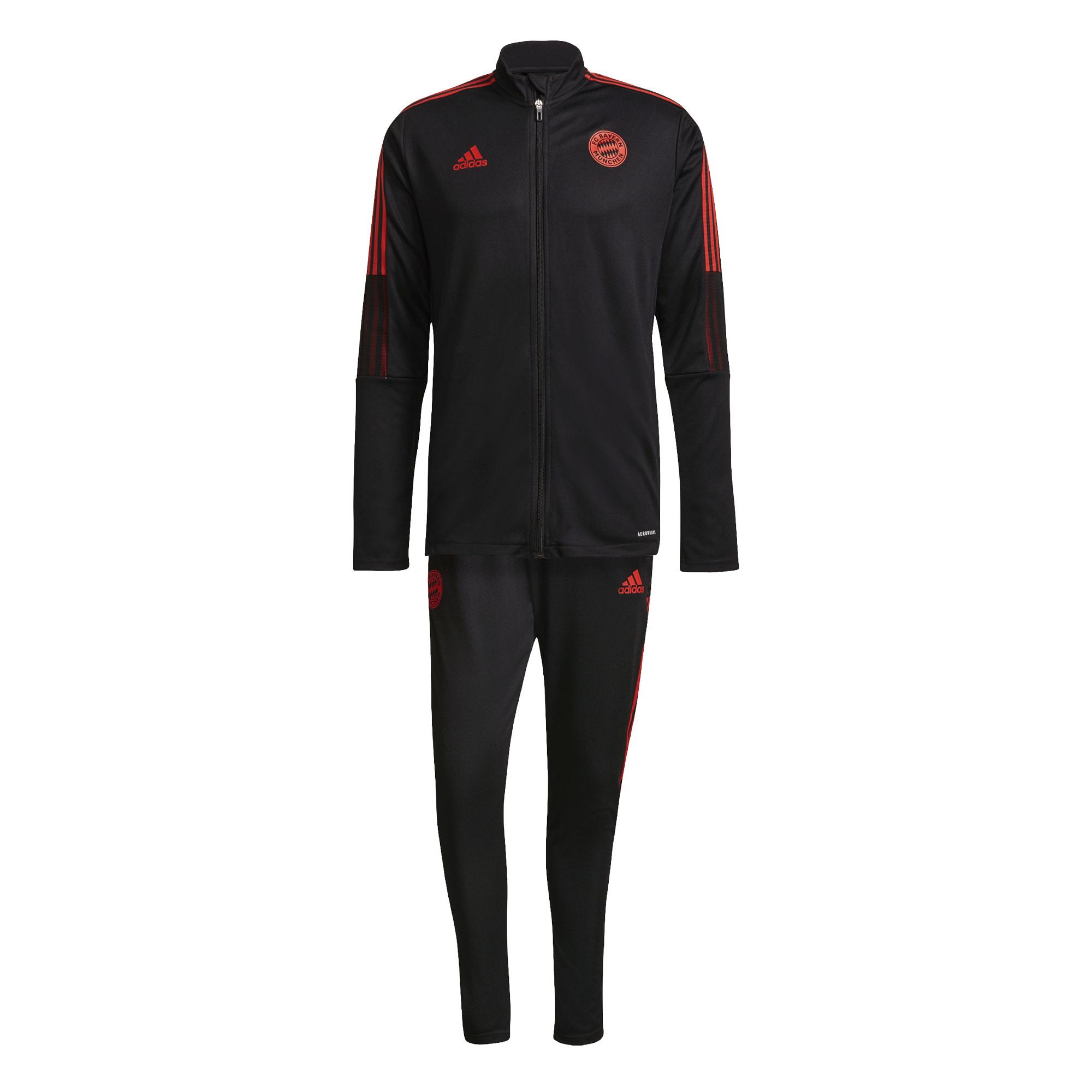 Adidas Bayern Munich TK Suit