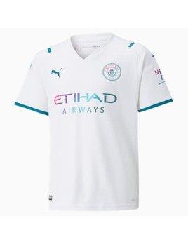 Puma JR Manchester City Away Shirt