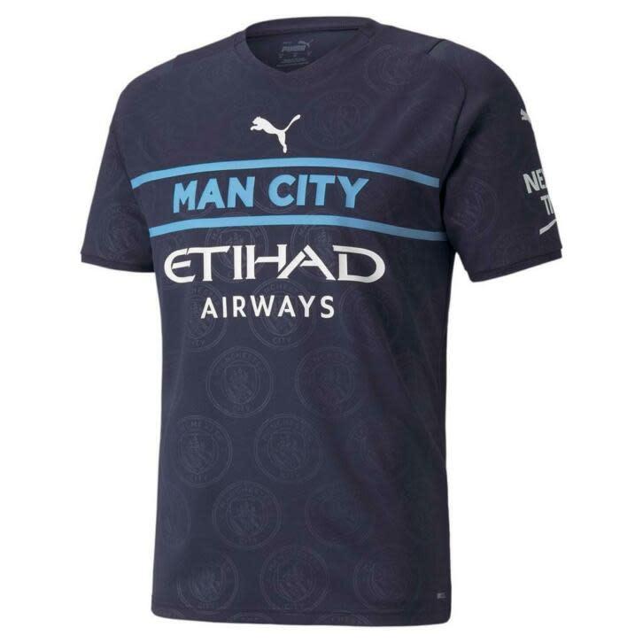 Puma JR Manchester City 3rd Shirt