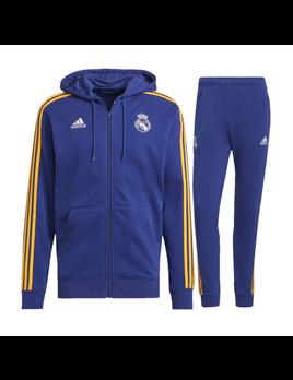 Adidas Real Madrid Fleece Trainingspak