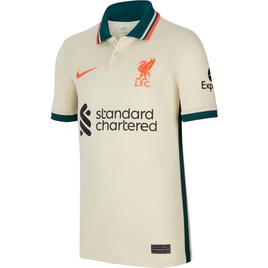 Nike JR Liverpool FC Away Shirt