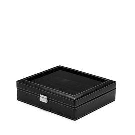 Mats Meier Mont Fort horlogebox zwart - 18 horloges