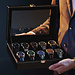 Mats Meier Mont Fort boîte à montres noir - 10 montres