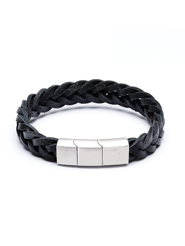Free leather bracelet worth €49,95