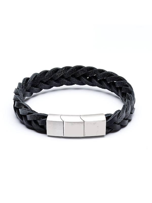 Gratis leren armband t.w.v. €49,95