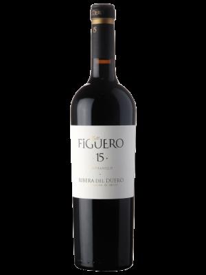 Figuero 15 Reserva, DO Ribera del Duero, García Figuero