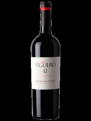 Figuero 12 (Crianza), DO Ribera del Duero, García Figuero