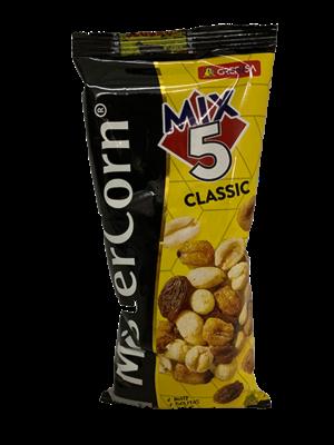 Grefusa Grefusa Mister Corn Mix 5 Cocktail 120g