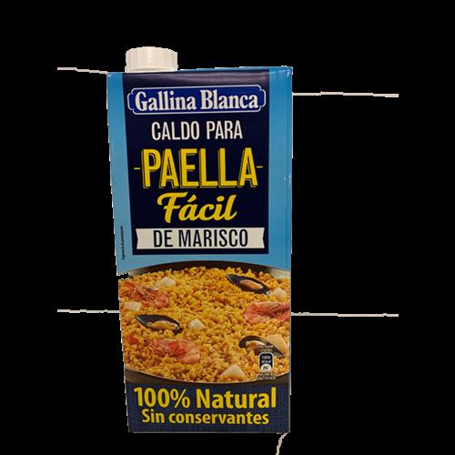 Gallina Blanca Gallina Blanca Fischfonds für Paella 1l