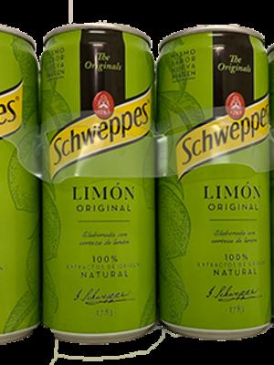Schweppes Schweppes Limón 8x330ml