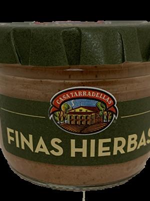 Casa Tarradellas Casa Tarradellas Paté Finas Hierbas (feine Kräuter) 125g