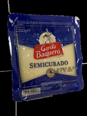 Garcia Baquero García Baquero Käse mittelalt 250g Stück
