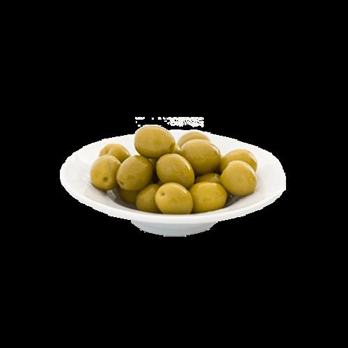 Bravo Bravo grüne Manzanilla Oliven mit Stein