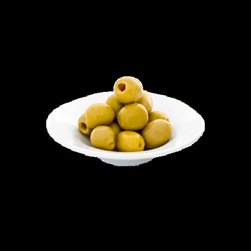 Bravo Bravo grüne Manzanilla Oliven ohne Stein