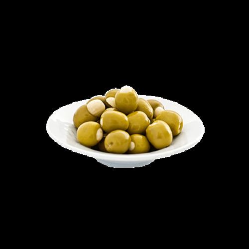 Bravo Bravo Oliven mit Mandeln gefüllt