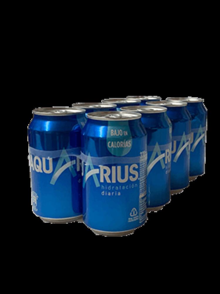 Aquarius Aquarius isotonisches Erfrischungsgetränk Zitrone 8x330ml