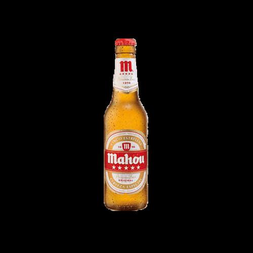 Mahou Bier Mahou 5 Estrellas 330ml