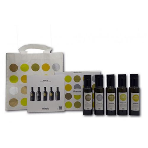 Melgarejo Melgarejo Premium Olivenöl Pack 5x100ml