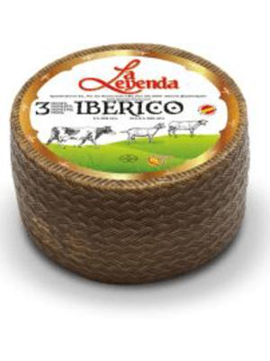 "La Leyenda Käse ""Queso Ibérico"" 3 Monate Reifezeit ca. 3kg"