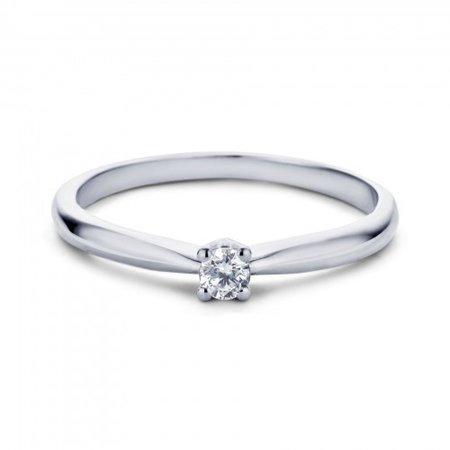 MissSpring Miss Spring Ring MSR526 witgoud met diamant 0.09ct PW