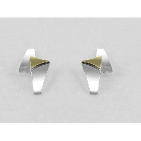 NOL sieraden NOL zilveren oorknoppen AG95833