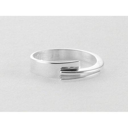 NOL sieraden NOL zilveren ring AG01127.9