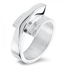 NOL sieraden NOL zilveren ring AG10167.11