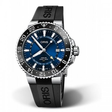 Oris ORIS Aquis GMT Date Automatic 43.5mm 798 7754 4135