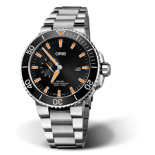 Oris ORIS Aquis Small Second 46mm 743 7733 4159