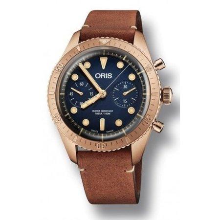 Oris ORIS Carl Brashear Chronograph limited edition 43mm 01 771 7744 3185