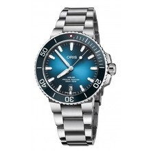 Oris ORIS Aquis Clean Ocean Limited 39.5mm 733 7732 4185 Set
