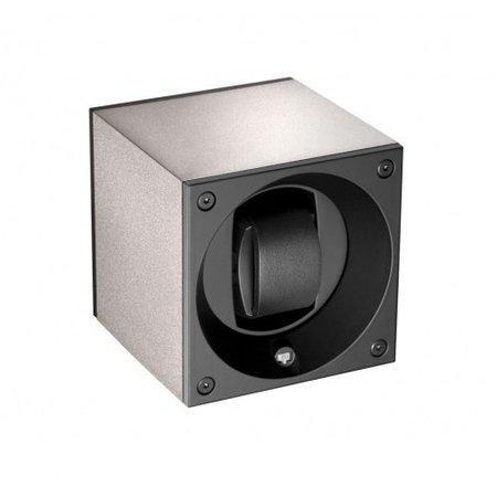 Swiss Kubik Swiss Kubik Watchwinder Masterbox Alluminium Silver SK01.002