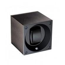 Swiss Kubik Watchwinder Masterbox Alluminium Zwart SK01.001