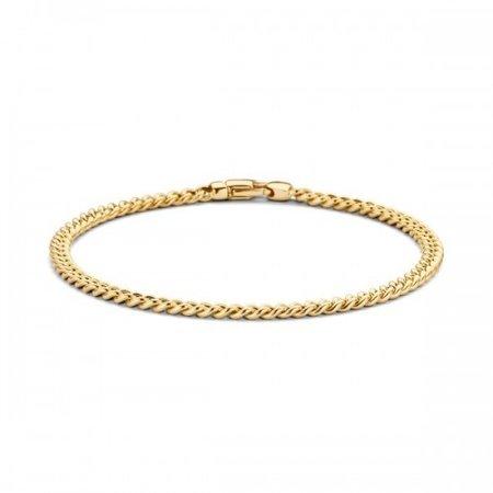 Blush Blush armband 14k geelgoud gourmet 18cm 2165YGO