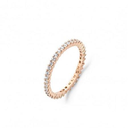 Blush Blush ring 14k rosegoud met zirkonia 1123RZI