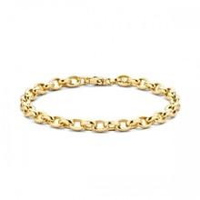 Blush Blush armband 14krt geelgoud 19cm 2160YGO